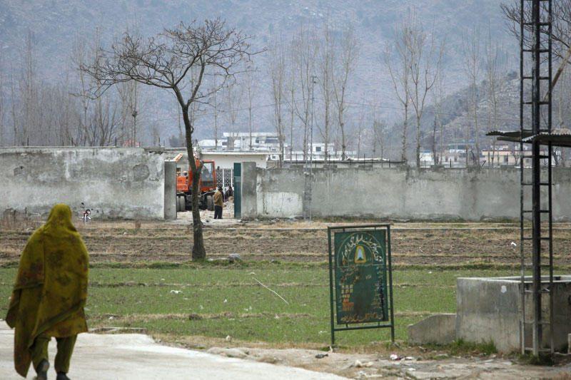 Pakistanas vėl atideda O.Bin Ladeno našlių deportaciją