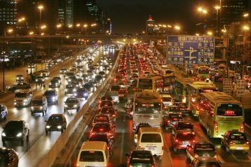 Užterštas Pekino oras gali sugadinti olimpines žaidynes