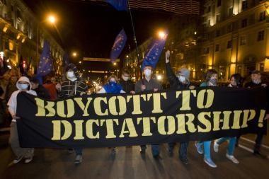 Diskutuos apie spaudos laisvę ir totalitarizmą