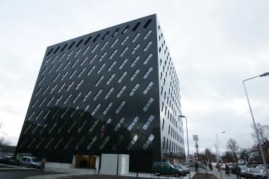 Valstybės kontrolė nustatė viešųjų pirkimų pažeidimų statant Generalinės prokuratūros pastatą