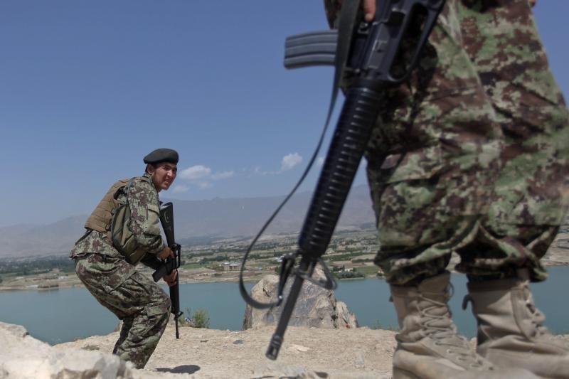 Afganistanas: Lietuvos kariškiai tikisi stabilumo Gore