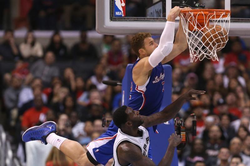 NBA: gražiausių epizodų dešimtuke - triuškinantys dėjimai
