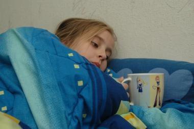 Gripas nusitaikė į mokyklas ir darželius (rekomendacijos)