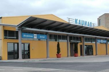 Kauno oro uostas dirbs su naujais partneriais