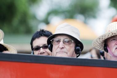 Suomijos senjorai planuoja keliones į Lietuvą