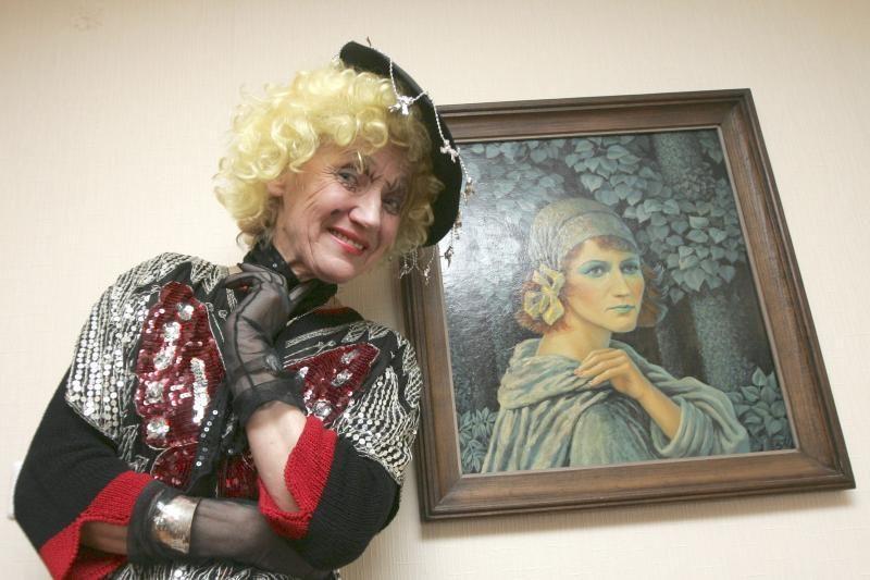 Doloresa Kazragytė kviečia į kūrybos vakarą