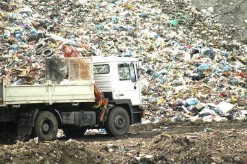 Vilniaus savivaldybei meluojama dėl atliekų
