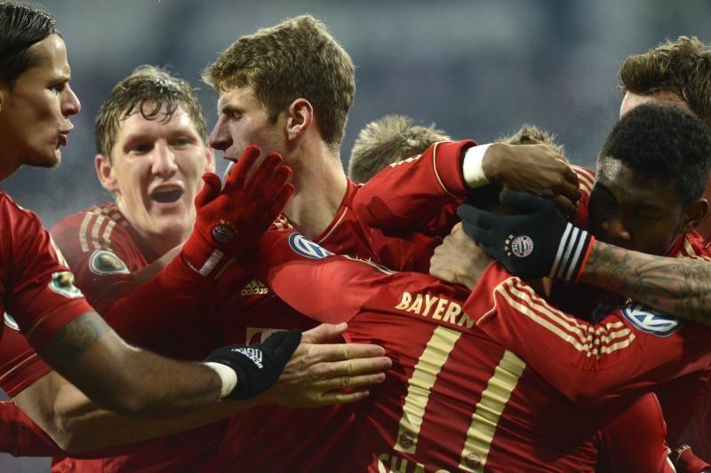 """""""Bayern"""" strategas: nedraudžiu žaidėjams gerti alų"""