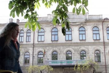 Istorinėje Kauno gimnazijoje paminėta Steigiamojo Seimo sukaktis