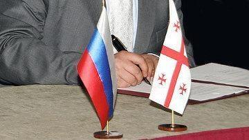 Gruzija nutraukė diplomatinius ryšius su Rusija