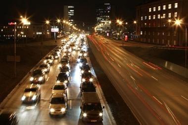 Rastas būdas kovai su spūstimis ir užterštumu Vilniuje