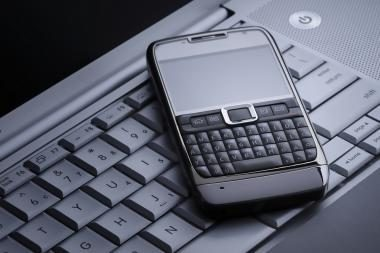 Rusijos naujų mobiliojo ryšio telefonų rinka išaugo ketvirtadaliu