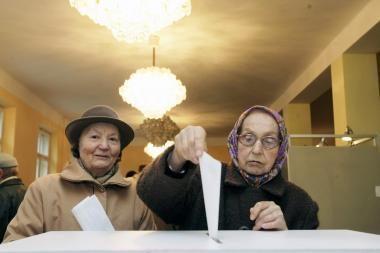 Seimo narys mėgina atbaidyti kolegas parlamentarus nuo dalyvavimo savivaldos rinkimuose