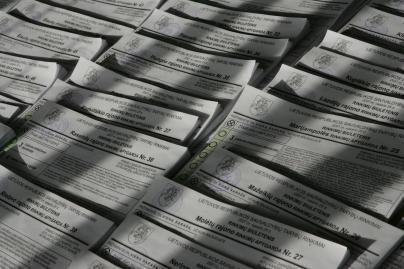 Balsuoti rinkimuose raginami ir JAV lietuviai