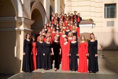 Lietuvos studentų chorai suvažiuos į pajūrį (programa)