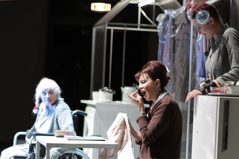 Klaipėdos dramos teatrui – derlingas ruduo