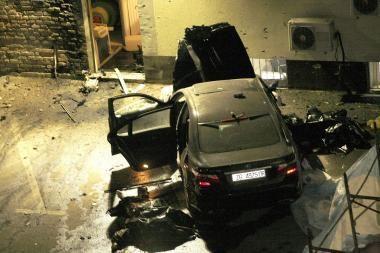 Kroatijos sostinėje nužudytas garsus žurnalistas