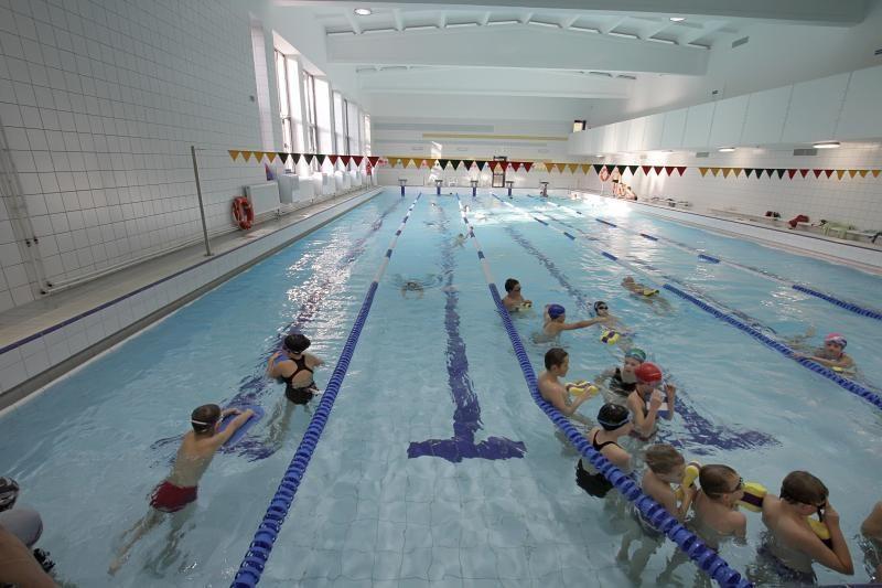 Premjeras žada, kad Vilniuje ir Klaipėdoje bus nauji baseinai