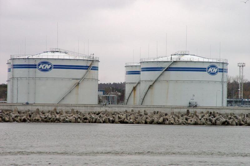 """Tariamasi su """"Cheniere"""" dėl suskystintų dujų tiekimo į Klaipėdą"""