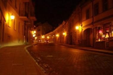 Vilniuje vaidenasi kalėdiniai vaiduokliai