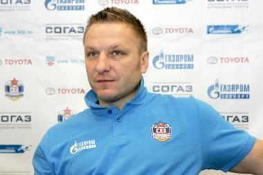 D.Kasparaitis tiksliai nežino, ar žais Vilniuje