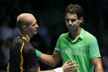 Teniso turnyre Katare - N.Davydenkos triumfas