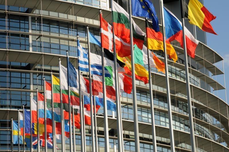 Dėl rinkimų į Europos Parlamentą – apatija