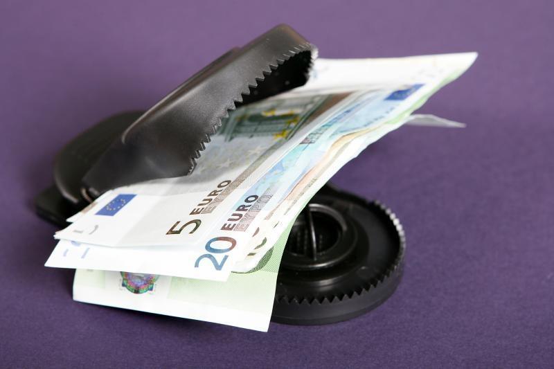 Apklausa: padaugėjo euro įvedimui nepritariančių gyventojų