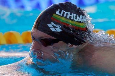 Berlyno baseine Lietuvos plaukikai į finalus nepateko