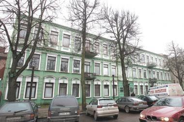 Kauno miesto ligoninei bus siūlomas Šv.Luko pavadinimas
