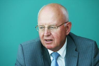 Bus tiriama VGTU rektoriaus veikla