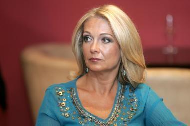 G.Baikštytė purtosi gražiausios aktorės titulo ir neria į politiką