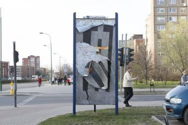 Uostamiestyje – vandalizmo vaizdai