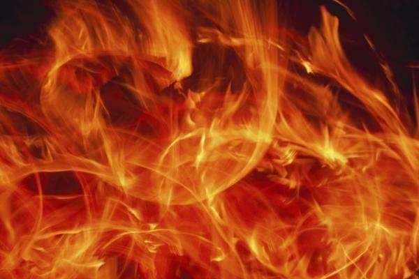 Per gaisrą Molėtų rajone žuvo du žmonės