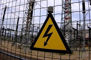 Lietuvos-Lenkijos elektros tiltas gali sužlugti