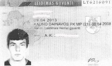 Kauno policija prašo pagalbos sugaunant sukčių