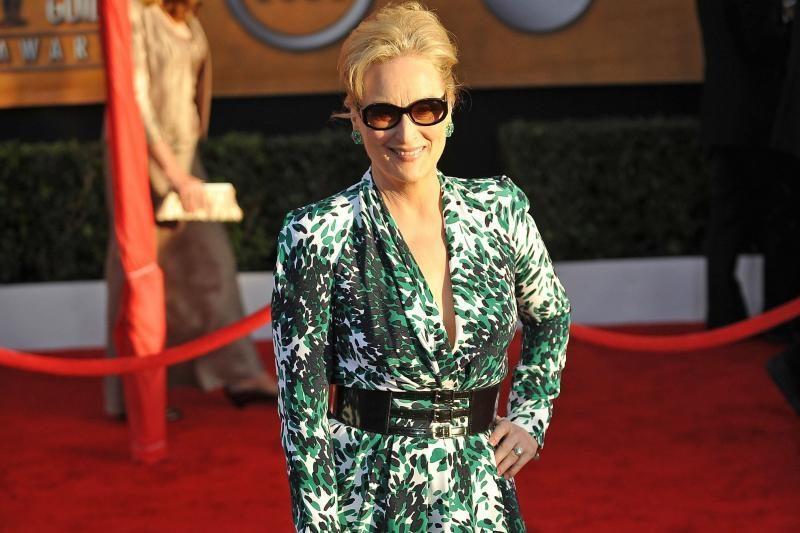 """Meryl Streep Berlyne atsiėmė """"Aukso lokį"""" už viso gyvenimo pasiekimus"""
