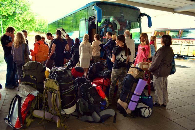 Lietuvos urvų tyrinėtojų komanda išlydėta į ekspediciją