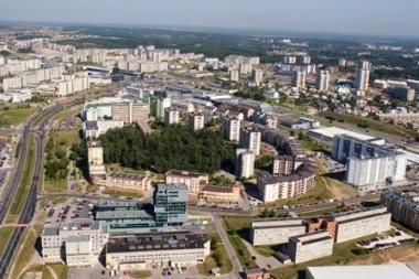 Brunonas ir Zabedenas Vilniuje taps kaimynais