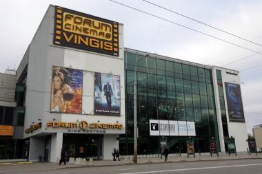 Teismas areštavo kino teatrą