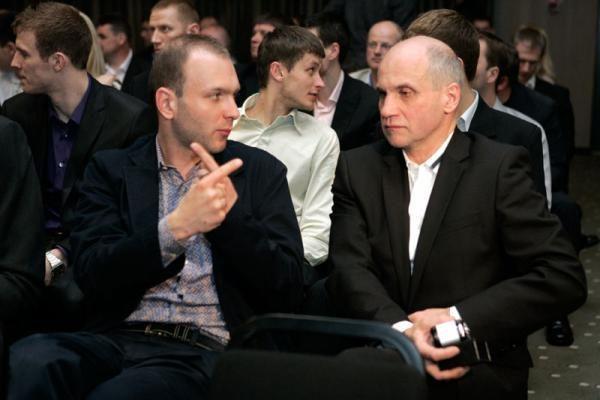 G.Vainauskas: krepšinio negalima paversti tuo, kuo bankininkas pavertė futbolą