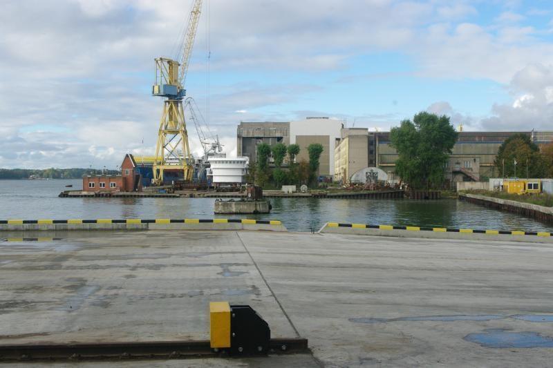 Baltarusija: Rusija neverčia aplenkti Baltijos šalių uostų