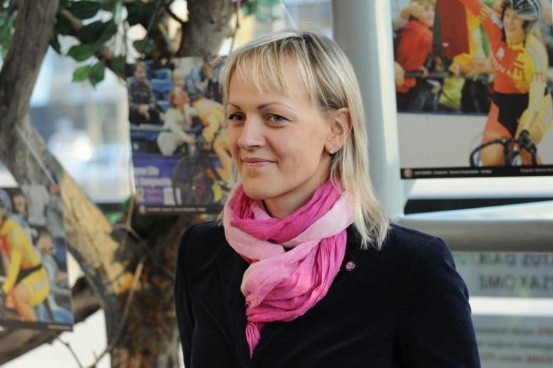 S. Krupeckaitė - apie meilę sportui ir vaikų tingumą (interviu)