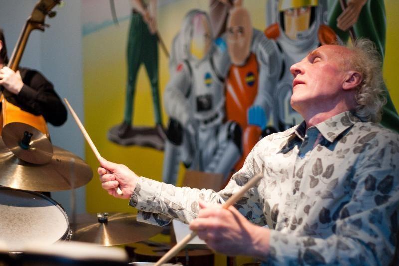 Už nuopelnus Lietuvos džiazo kultūrai įvertintas Vladimiras Tarasovas