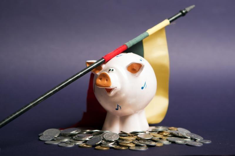 R. Kuodis siūlo neskubėti didinti minimalią mėnesio algą