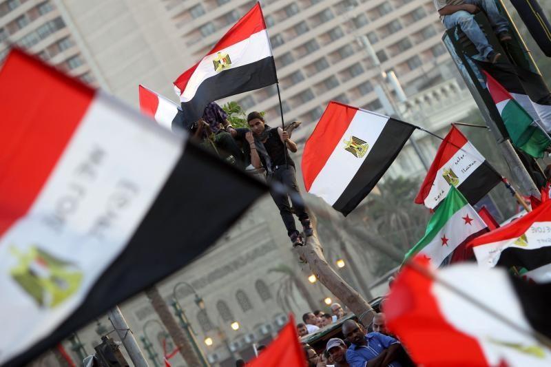 M. Mursi: naujoji Egipto konstitucija užtikrina lygybę