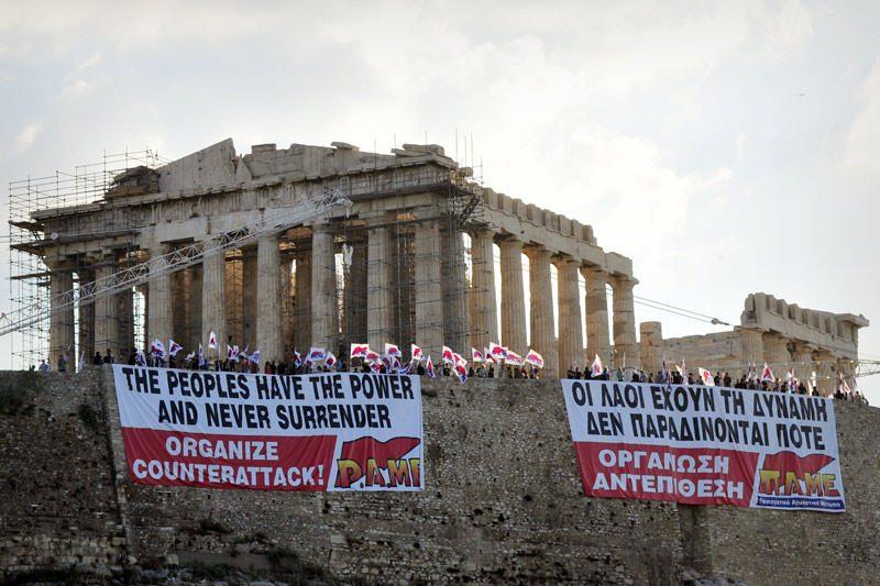 Graikija gali atsisakyti pusės savo skolų