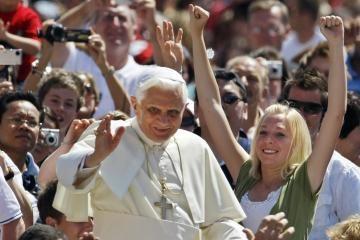 A.Lukašenka pakvietė popiežių atvykti į Baltarusiją