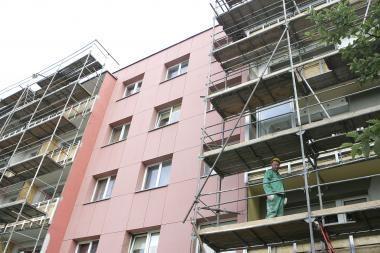 Renovacijai skatinti siūlomos mokesčių lengvatos