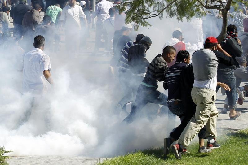 Tunise per išpuolį prieš JAV ambasadą žuvo keturi žmonės